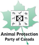 Logo Animal Alliance Environment Voters Party of Canada