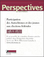 Perspectives électorales : septembre 2005