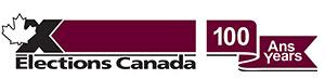 Élections Canada - Page d'accueil