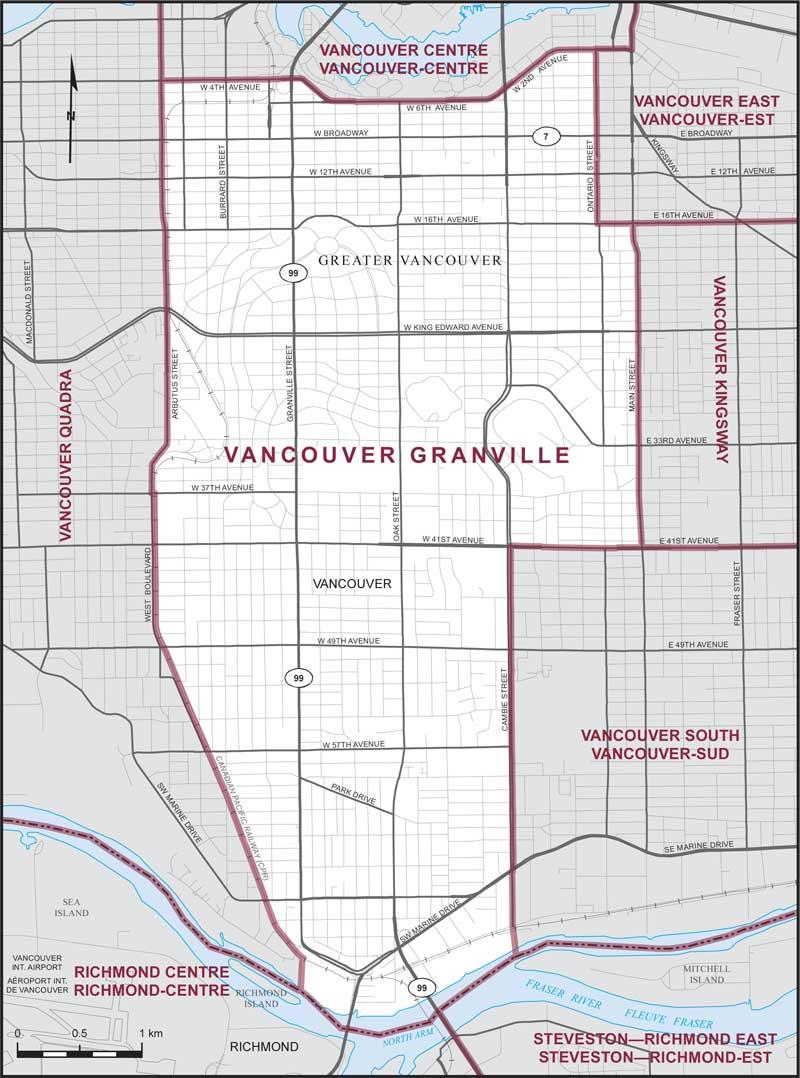 Map Of Canada Online Quiz.Vancouver Granville Maps Corner Elections Canada Online