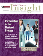 Electoral Insight: January 2001
