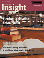 Electoral Insight: March 2003