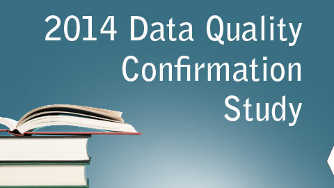 Data Confirmation Study
